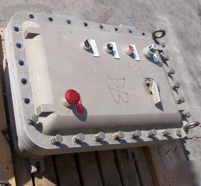 Adalet xcl explosion proof electrical enclosure