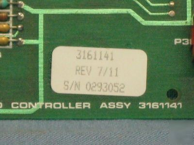 Btu belt speed controller assembly 3161141 P27058FD