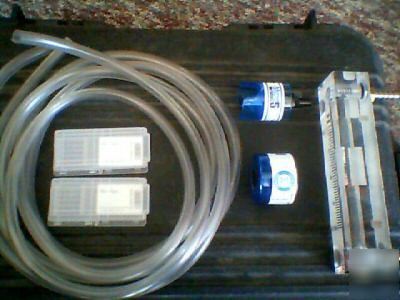 Complete mold air testing kit