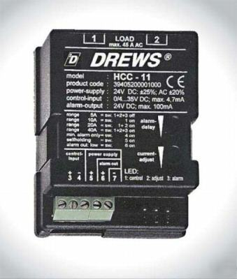 Drews electronic hcc-11 temperature monitor