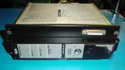 Gould modicon 884 controller as-884A-101