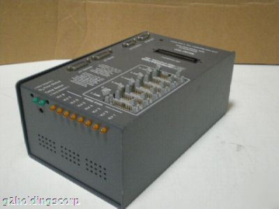 Integrated time sys 803 atmospheric gas panel interface
