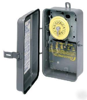 Intermatic T103R 120-volt 40-amp timer switch