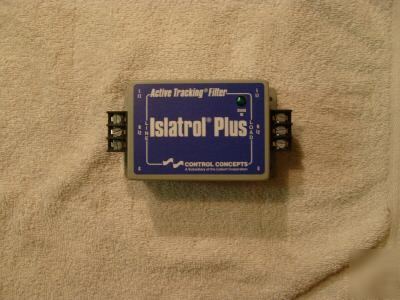 Islatrol plus active tracking filter ic+105 IC105