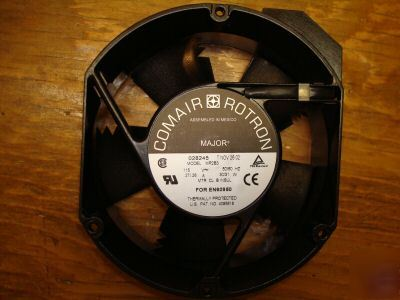 New comair rotron fan - model 028245 -