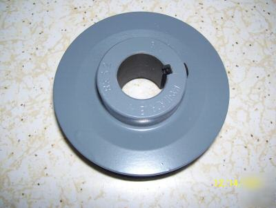 New sheave pulley bk 32 - 7/8 (BK32-7/8) fixed bore