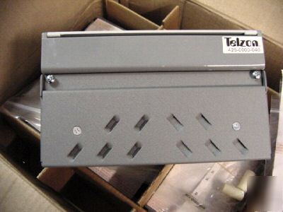 New telect st'd. vf terminal blocks p/n 425-0000-040